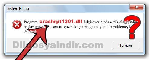 crashrpt 1301.dll