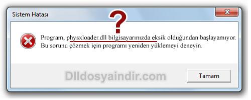 physxloader.dll version 2.8.1