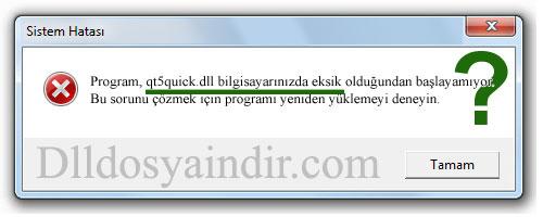 qt5quick.dll - DLL Dosya İndir